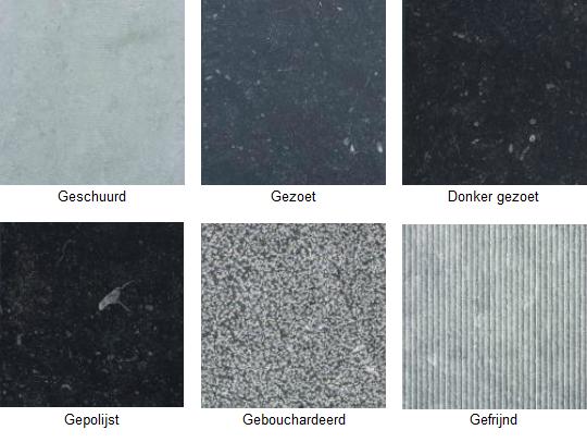 Belgisch hardsteen - Steenhouwerij van der Made