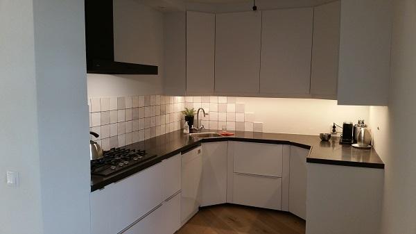 Keukenblad Belgisch hardsteen