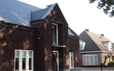 Belgisch hardsteen in nieuwbouw