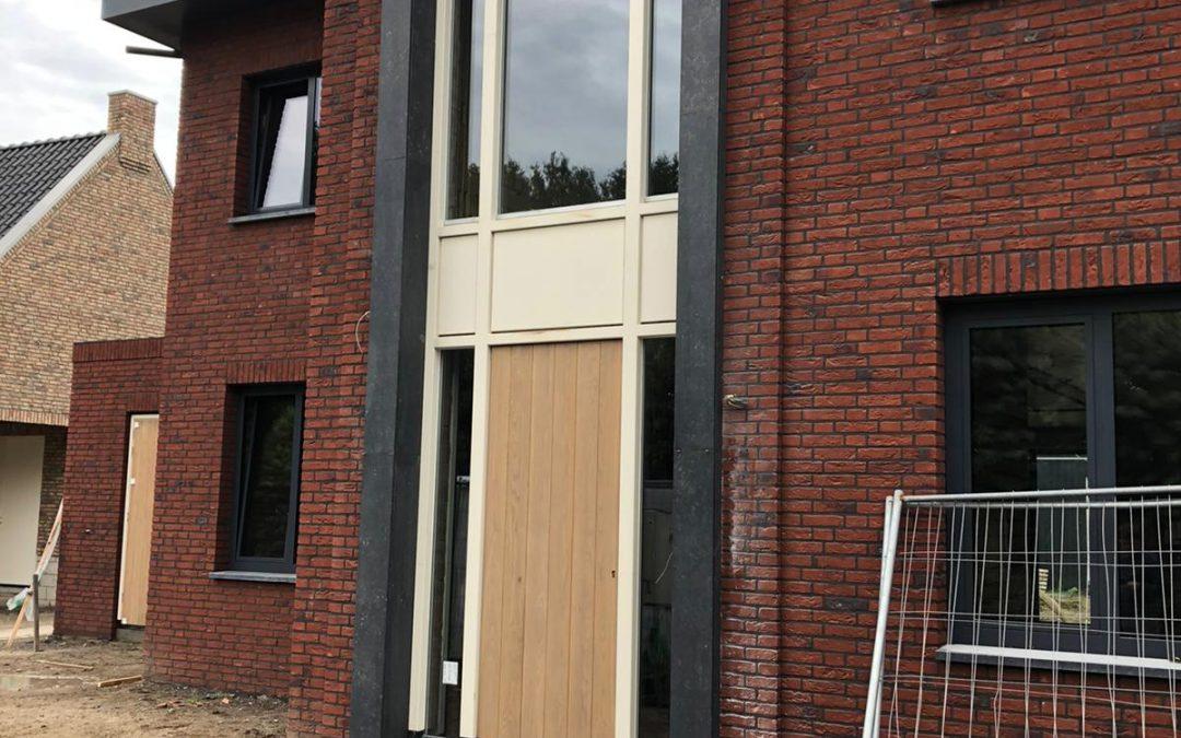 Deuromlijsting Belgisch hardsteen