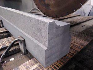 profileren op CNC-zaagmachine